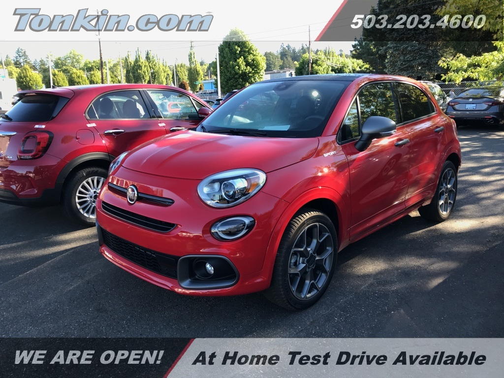 Pre-Owned 2020 FIAT 500X Sport