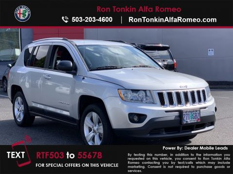 Pre-Owned 2011 Jeep Compass FWD