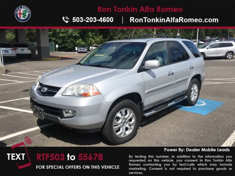 Pre-Owned 2003 Acura MDX Touring
