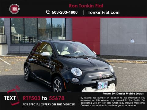 Pre-Owned 2016 FIAT 500e Battery Electric