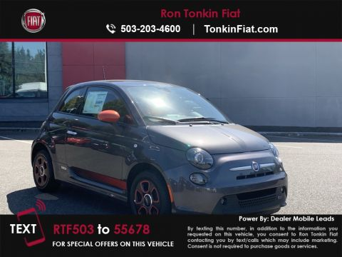 New 2019 FIAT 500e Battery Electric