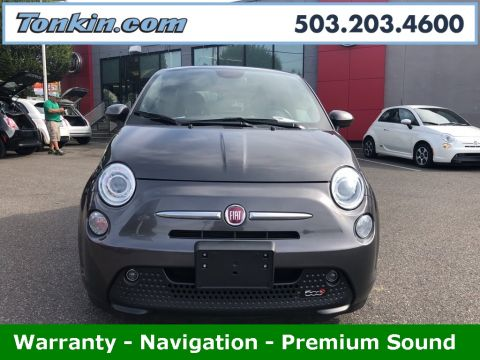 Pre-Owned 2015 FIAT 500e Battery Electric