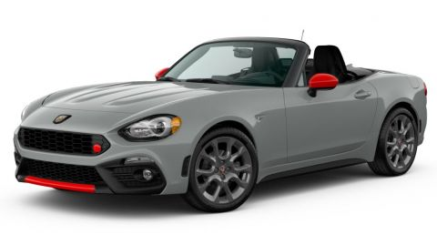 New 2020 FIAT 124 Spider Abarth