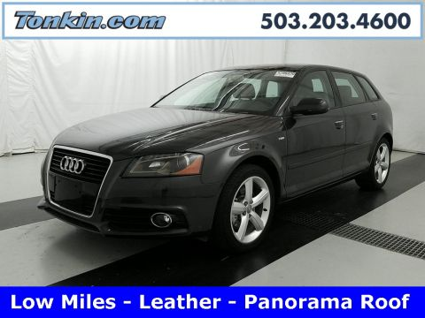 Pre-Owned 2013 Audi A3 2.0T Premium Plus