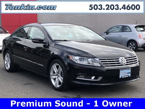 Pre-Owned 2013 Volkswagen CC